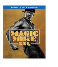Magic Mike XXL Warner Brothers Blu-ray