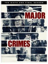 Major Crimes Season 6 on DVD