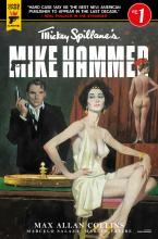 Mike Hammer 100 from Titan Comics