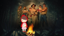 Mountain Monsters Little Girl