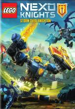 Nexo Knights Season 3 on DVD