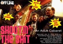 Shootin' the $#!% -- Kranzberg Arts Center -- 01/31/15