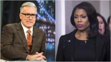 Olbermann v Omarosa