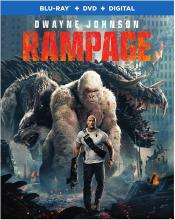 Rampage Blu-ray