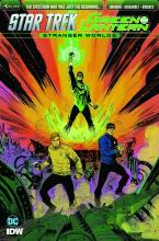 Star Trek Green Lantern Stranger Worlds #5