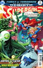 Supergirl Rebirth 8