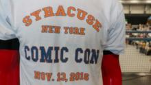 Syracuse Comic Con
