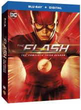 The Flash Season 3 on BD