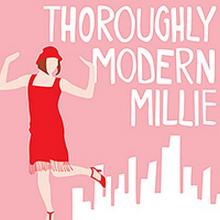 Thoroughly Modern Millie runs through May 10 at the Kirkwood Community Center
