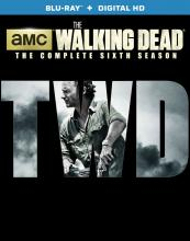 The Walking Dead Season 6 Blu-ray