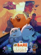 We Bare Bears The Movie DVD