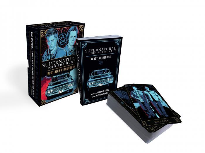 Supernatural tarot card giveaway
