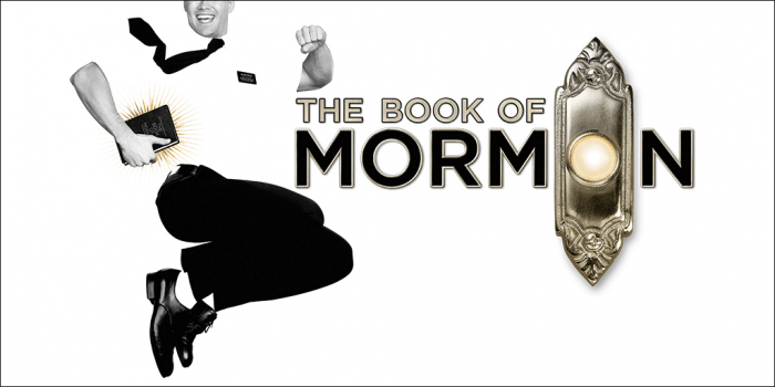 THE BOOK OF MORMON plays the Fabulous Fox Theatre May 29 - June 3, 2018