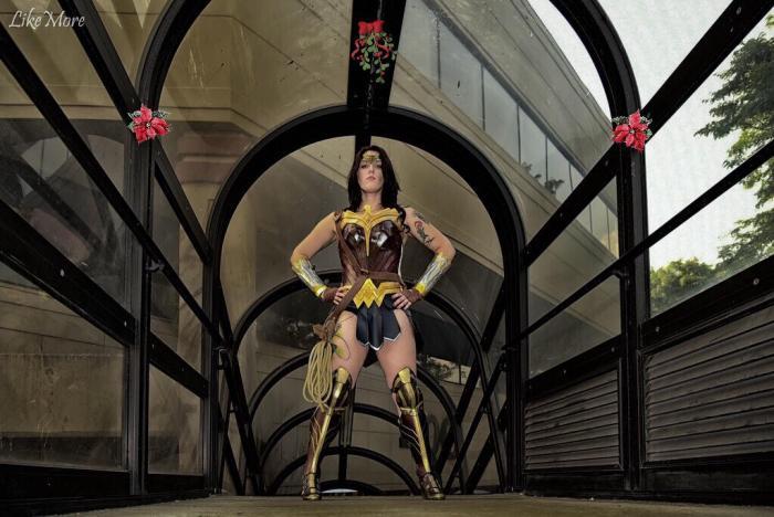 Merry Christmas, Wonder Woman