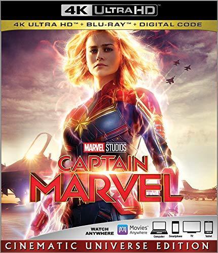 Captain Marvel BD