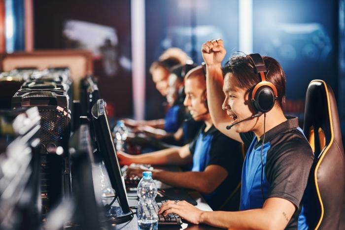Competitive Gaming 1