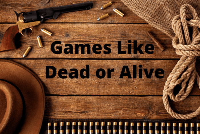 Games Like Dead or Alive