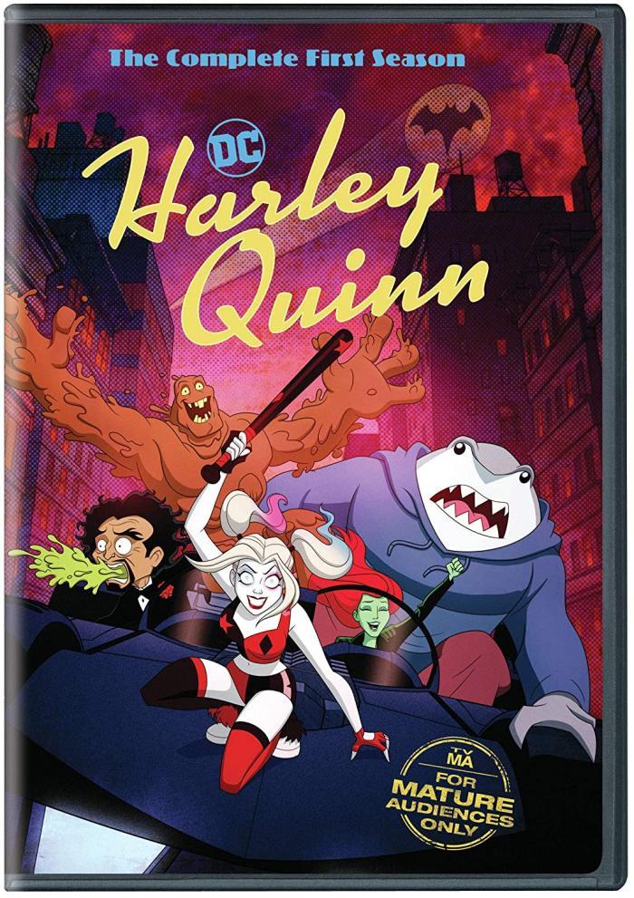 Harley Quinn Season One DVD