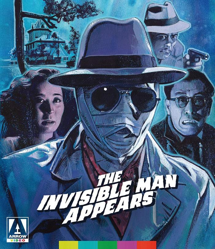 Invisible Man Appears / vs. The Human Fly