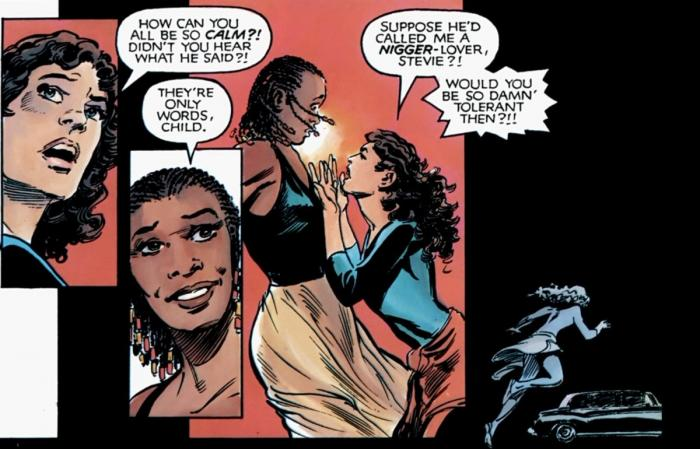 Kitty Pryde Truth to Power