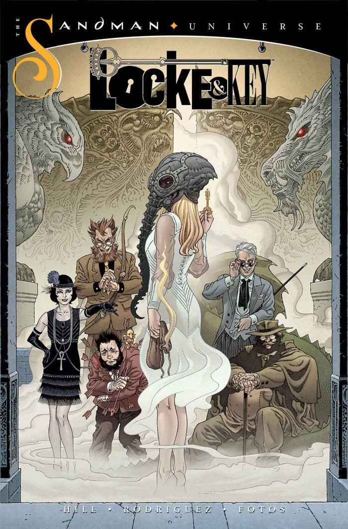 Locke & Key / The Sandman: Hell & Gone 1