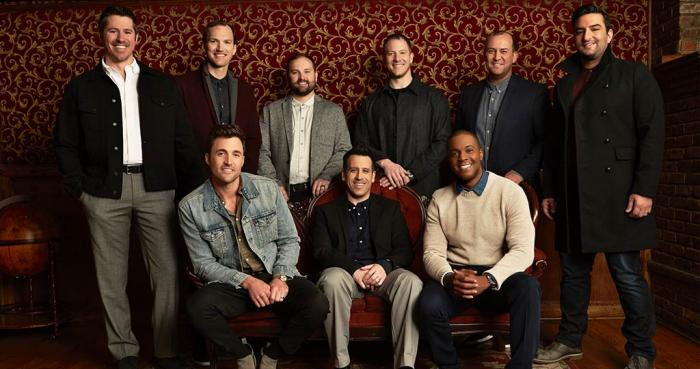 """Straight No Chaser on the """"One Shot Tour"""" played the Fox Theatre  on December 18, 2018. Photo Credit: The Fabulous Fox"""