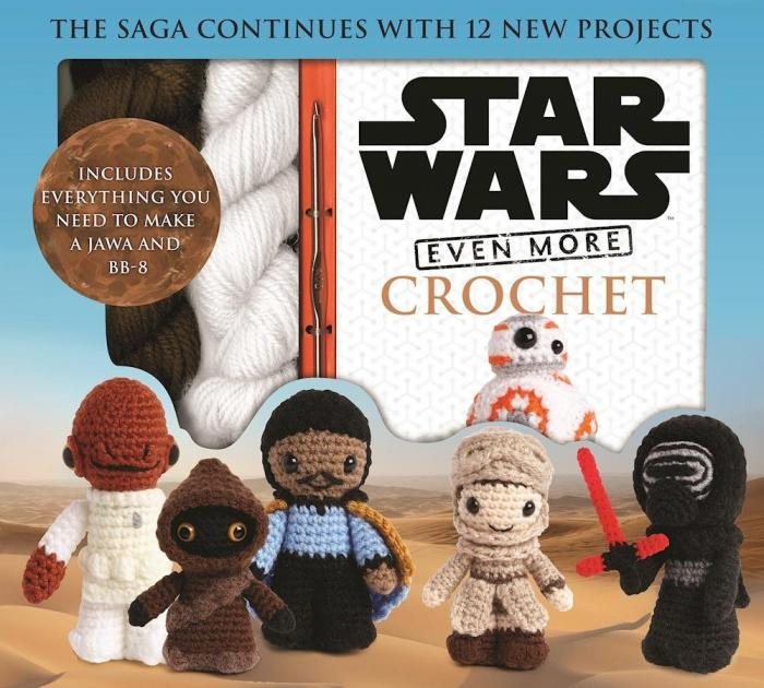 Even More Star Wars Crochet