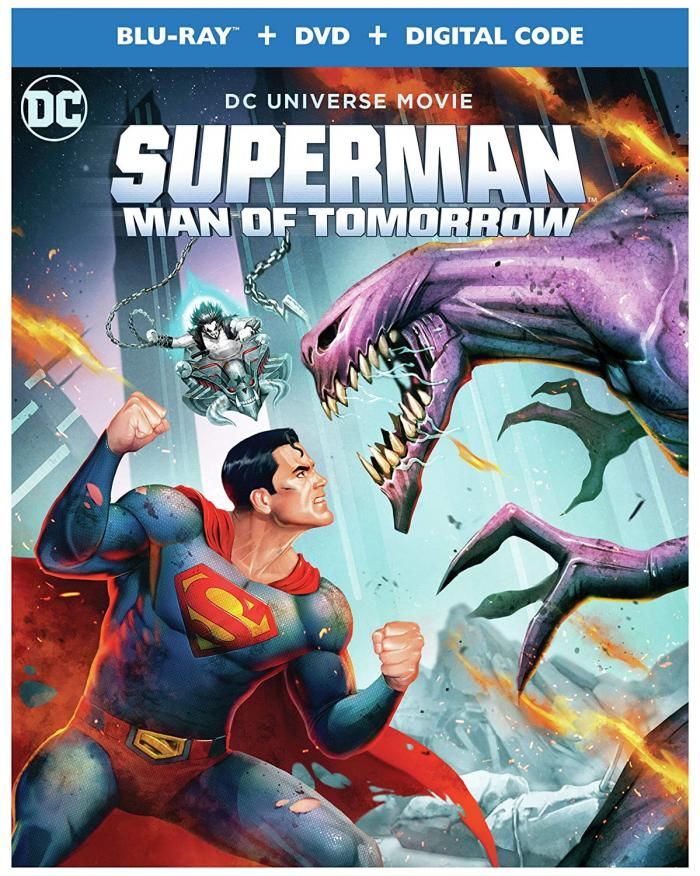 Superman Man of Tomorrow Review