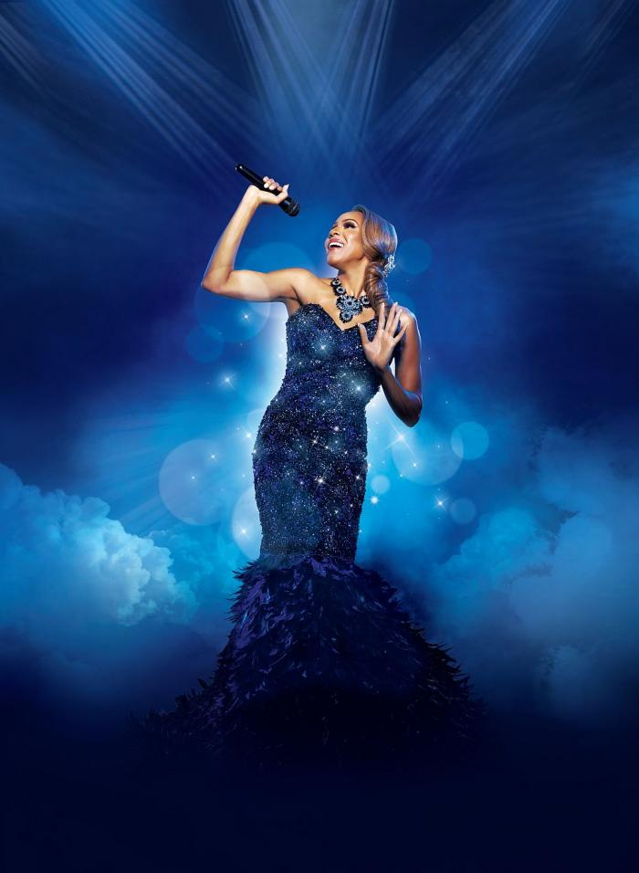Deborah Cox in THE BODYGUARD: THE MUSICAL, Playing the Fox Theatre 10/3-10/15. Photo Credit: Fox Theatre