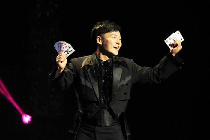 The Illusionists Live From Broadway 2018 North American Tour - Ah Ha Lim - Photo Credit: ©Claudia James