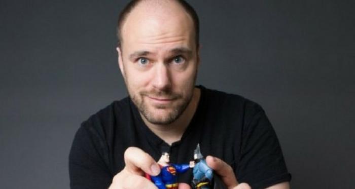 Tom King, Best Comics Writer of 2017