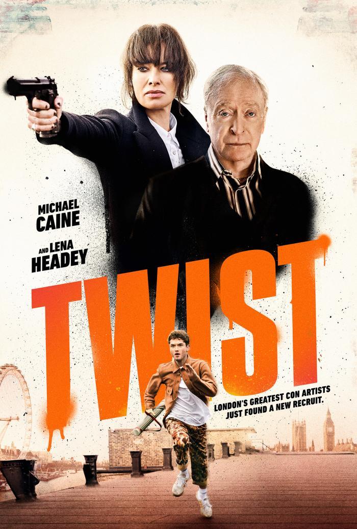 Twist on Blu-ray