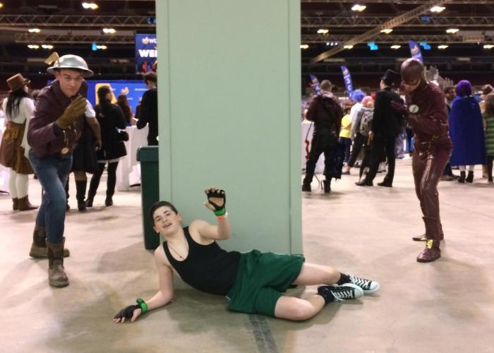 Wizard World of Two Worlds