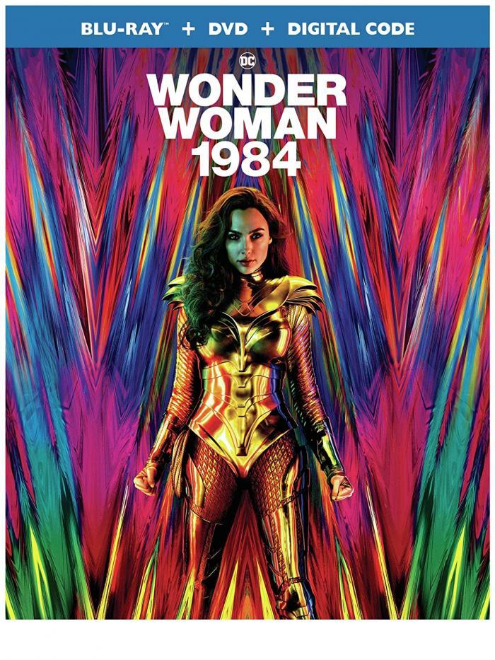 Wonder Woman 1984 Blu-ray