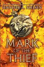 Mark of the Thief Jennifer Nielsen Book Roman Historical Fiction