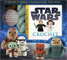 Star Wars Crochet Activities Art Crafting SW Yoda