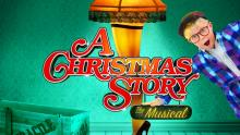 A Christmas Story plays the Fox Theatre in St. Louis 12/16/14 - 1/4/15.
