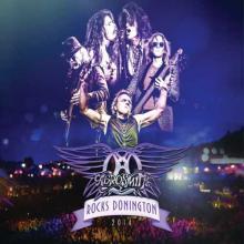 Aerosmith Rocks Donington LP DVD review Critical Blast Dennis Russo