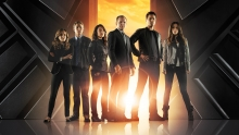 Marvel's Agents of SHIELD Season One on DVD