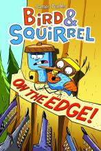 Bird Squirrel On The Edge Scholastic James Burks