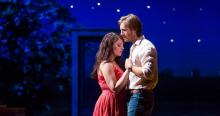 THE BRIDGES OF MADISON COUNTY at the Fox Theatre, St. Louis. Photo by Matthew Murphy