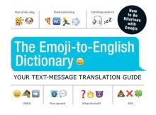 Emoji English Dictionary Critical Blast RJ Carter