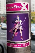Princess X Cherie Priest Critical Blast