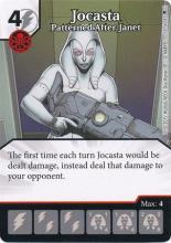 Jocasta card Critical Blast