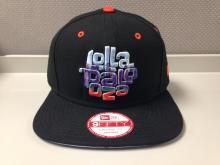 Lollapalooza Chicago Skyline Cap 2015 New Era Critical Blast Giveaway Sweepstakes