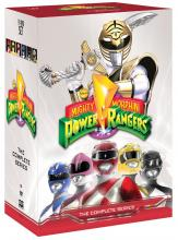 Mighty Morphin Power Rangers Complete Series