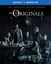 The Originals Season Two Blu-Ray Digital HD Critical Blast CW Giveaway Sweepstakes Contest Vampire Diaries TVD