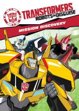 Transformers Robots in Disguise Mission Discovery