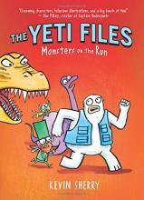 Yeti Files Monsters on the Run Blizz Richards Critical Blast