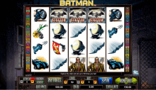 Batman Comic Games